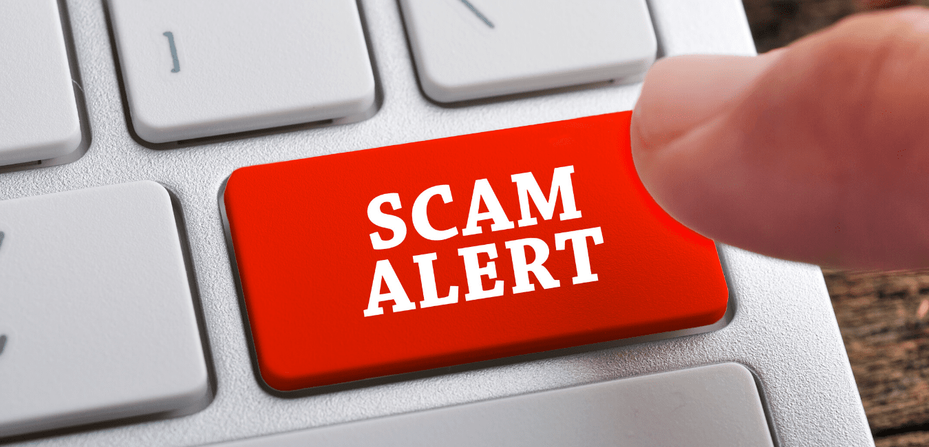 What are some Internet scams I should avoid?
